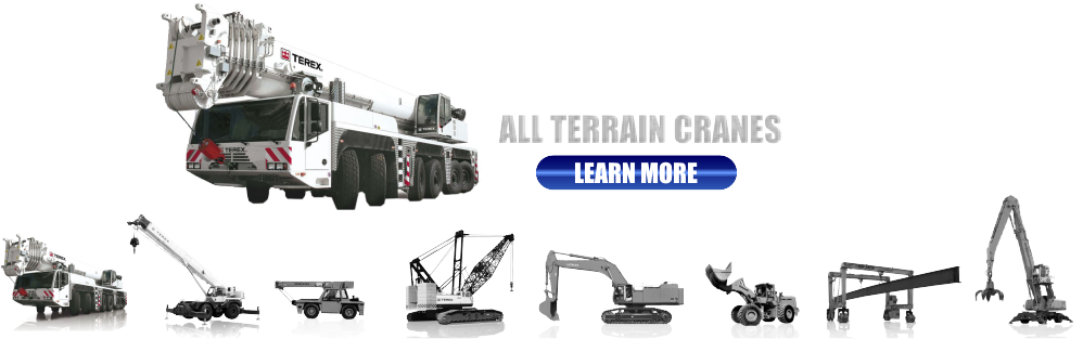 new all terrain cranes