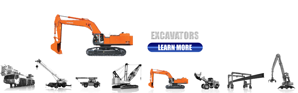New and Used Excavators for Sale