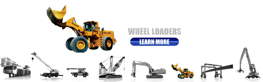 new wheel loaders