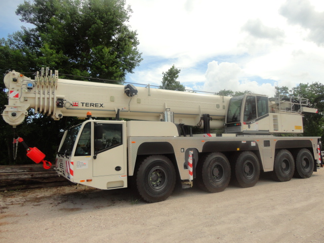 New and Used All Terrain Cranes for Sale