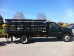 Ford F450 Stake Bed Truck MMF450