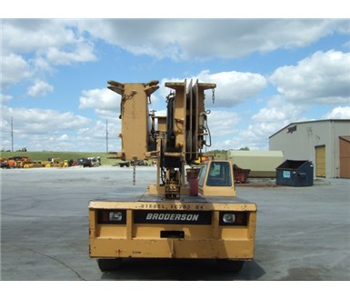 Broderson Crane Rebuild Program | APE Crane Sales & Leasing