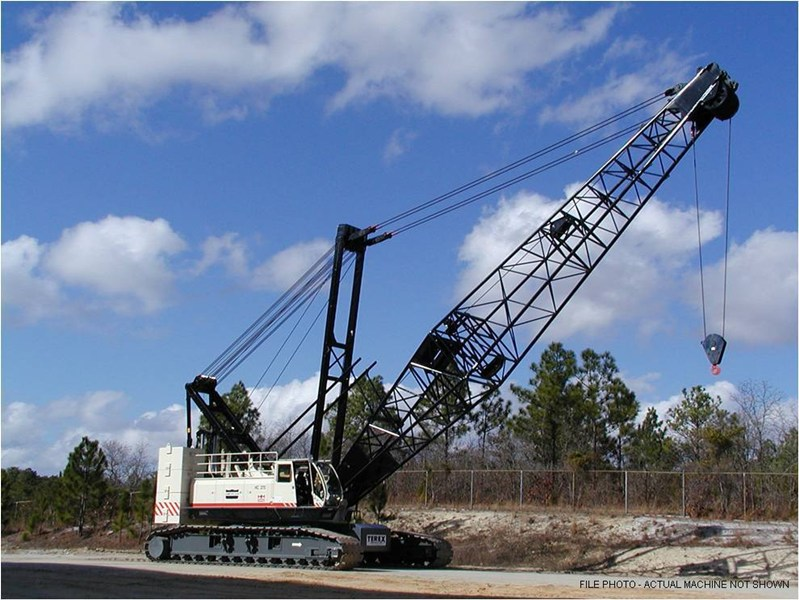 New Terex Lattice Boom Cranes for Sale