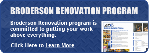 Broderson Crane Renovation Program