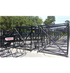 Lattice Boom Sections for Sale