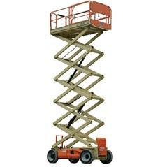 New and Used Scissor Lifts for Sale