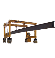 New and Used Industrial Rubber Tired Gantry Cranes for Sale