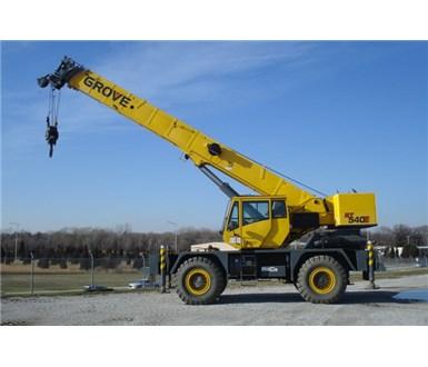 2008 Grove Rt540e Rough Terrain Crane Ape Crane Sales