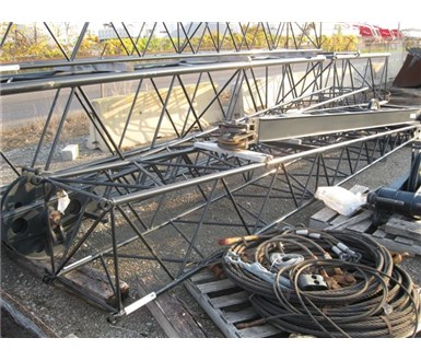 TEREX 9HL 40 FOOT LATTICE JIB