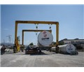 Mi-Jack Travelift - Rubber Tired Gantry Crane MJ55