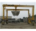Mi-Jack Travelift - Rubber Tired Gantry Crane MJ65