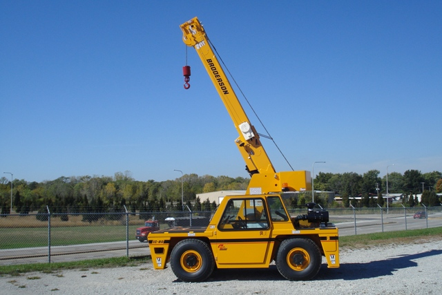 Broderson IC-80-3J Carry Deck Crane for Sale