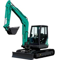 Used Compact Excavators for Sale