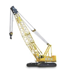 New and Used Lattice Boom Crawler Cranes for Sale