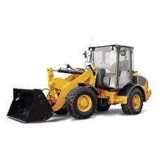 Used Compact Wheel Loaders for Sale