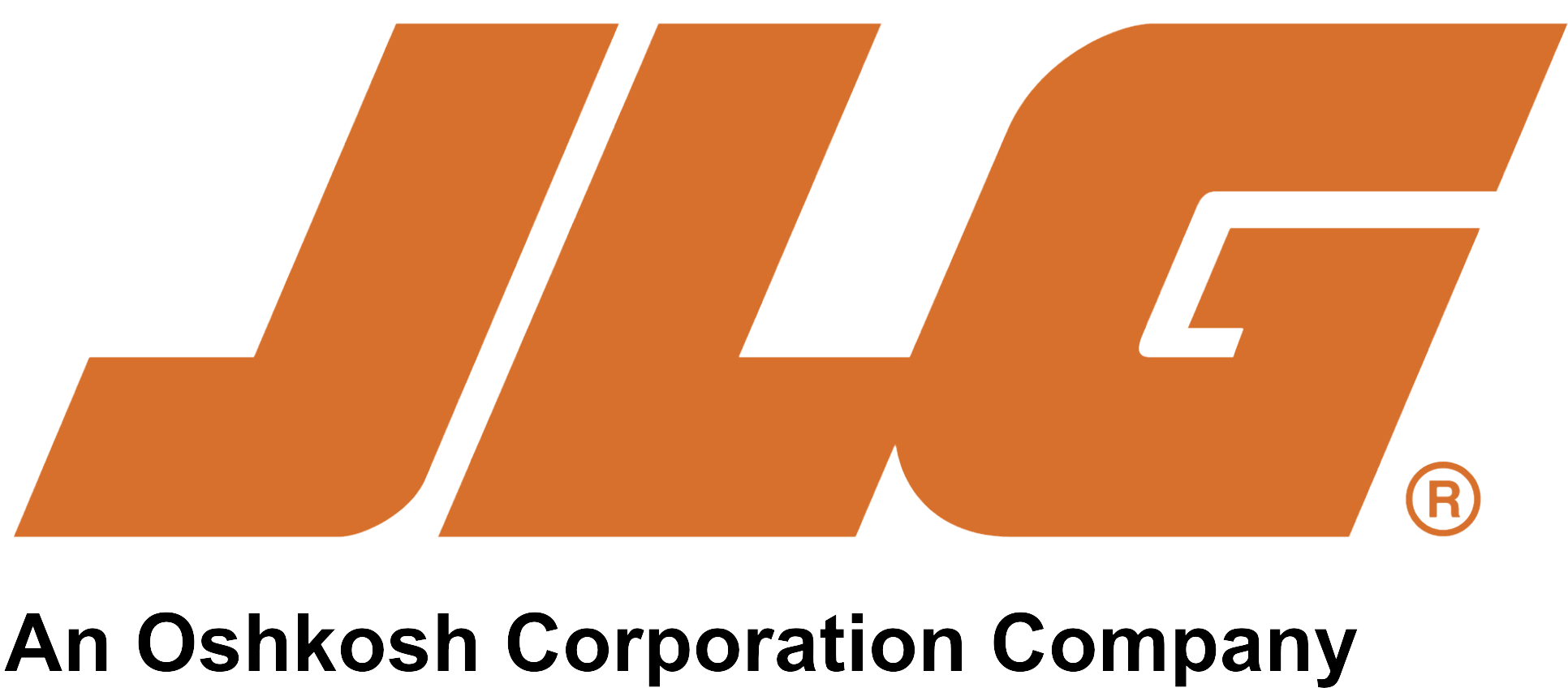 JLG, An Oshkosh Corporation Company Logo