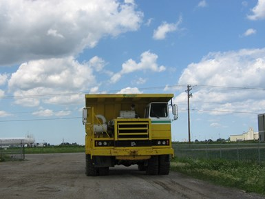 Used International Payhauler 350C Off-Highway Truck For Sale