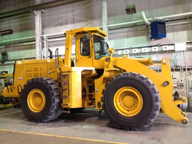Used 2000 Kawasaki 115ZIV-2 Full-Size Wheel Loader For Sale